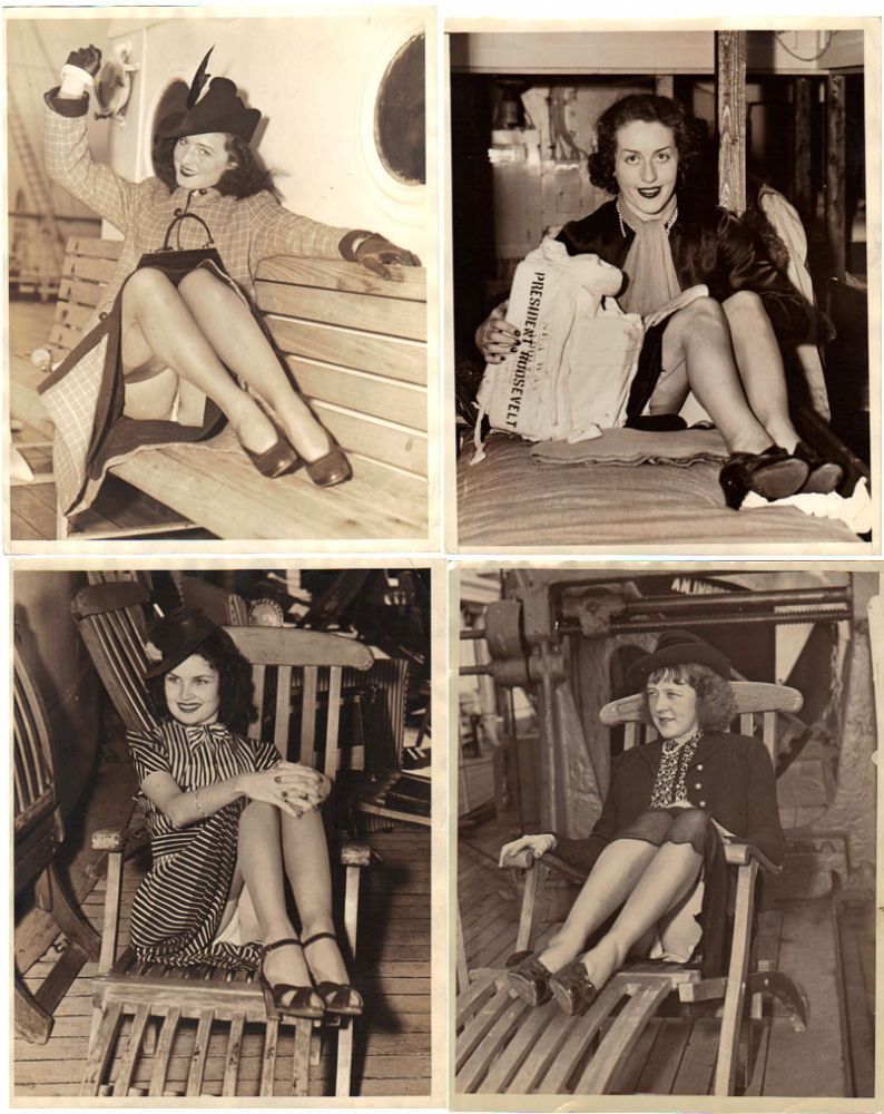 1950s upskirt pics picture 701