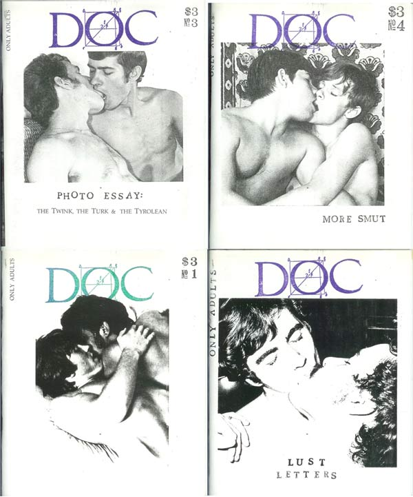 DOC - DRUNK ON CUM; The Real-Life E-Mail Romance of Two Cock-Hungry Man-Sluts. Paul, Kevin.