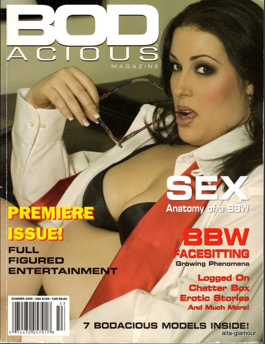 BODacious Magazine; Full Figured Entertainment
