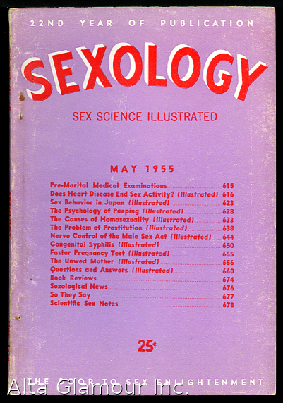 SEXOLOGY; Sex Science Illustrated