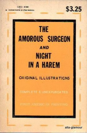 THE AMOROUS SURGEON AND NIGHT IN A HAREM