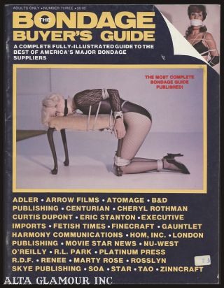 THE BONDAGE BUYER'S GUIDE