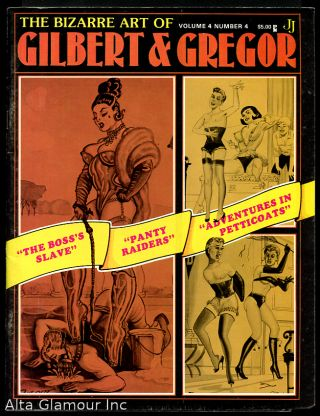 THE BIZARRE ART OF GILBERT & GREGOR