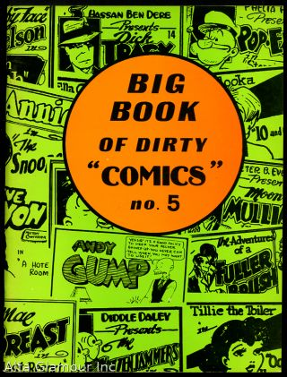 BIG BOOK OF DIRTY COMICS No. 5