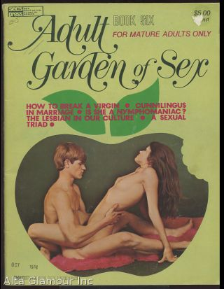 ADULT GARDEN OF SEX