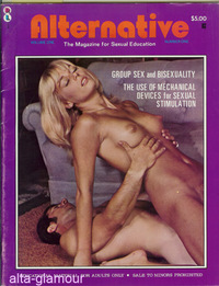 ALTERNATIVE; The Magazine for Sexual Education
