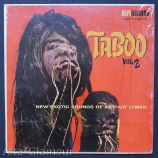 TABOO VOL. 2: NEW EXOTIC SOUNDS OF ARTHUR LYMAN. Arthur Lyman