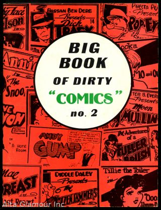BIG BOOK OF DIRTY COMICS No. 2