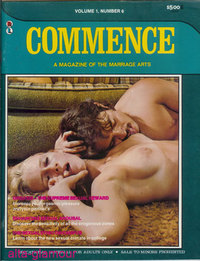 COMMENCE; A Magazine of the Marriage Arts