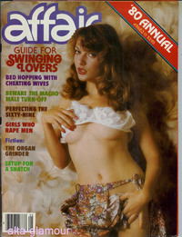 AFFAIR ANNUAL '80; Guide for Swinging Lovers