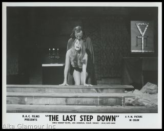 THE LAST STEP DOWN -- FILM STILLS