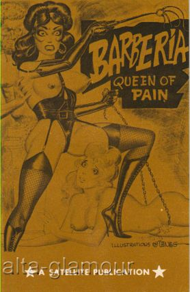 BARBERIA - QUEEN OF PAIN