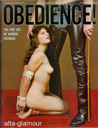 OBEDIENCE!; The Fine Art of Woman Training