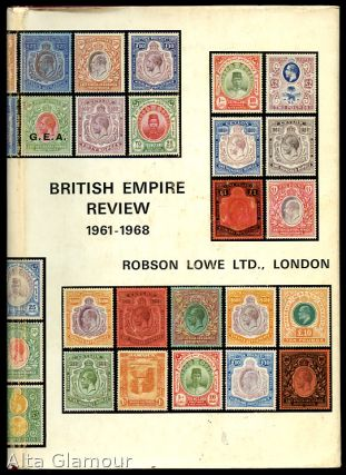 BRITISH EMPIRE; A Resume of Prices Realised at Auction for The Seven Seasons 1961-1968 of British Empire Postage Stamps