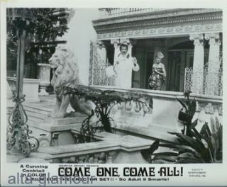 COME ONE, COME ALL -- FILM STILL