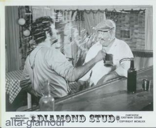 DIAMOND STUD -- FILM STILLS