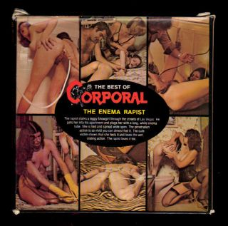 THE BEST OF CORPORAL - THE ENEMA RAPIST