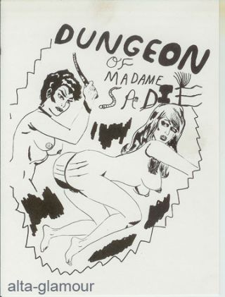 DUNGEON OF MADAME SADI - BONDAGE ART SET