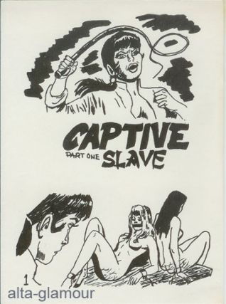 CAPTIVE SLAVE - BONDAGE ART SET