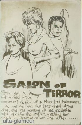 SALON OF TERROR - PHOTOGRAPHIC BONDAGE ART SET