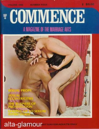 COMMENCE; A Magazine of Marriage Arts