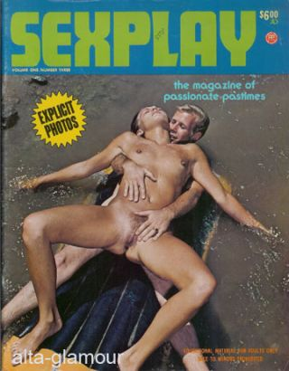 SEXPLAY; The Magazine of Passionate Pastimes