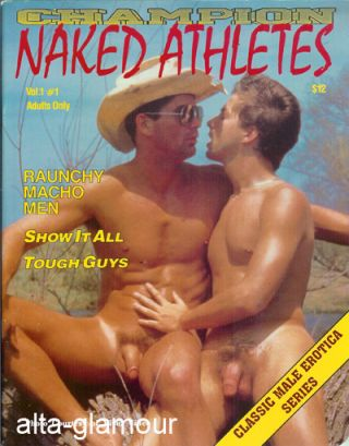 CHAMPION NAKED ATHLETES