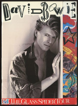 DAVID BOWIE; The Glass Spider Tour