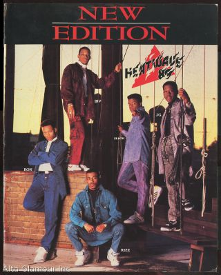 NEW EDITION; N.E. Heart Break Tour
