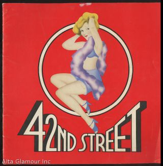 42ND STREET; The Song and Dance Extravaganza