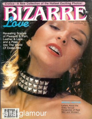 BIZARRE LOVE; Swank Gold Press