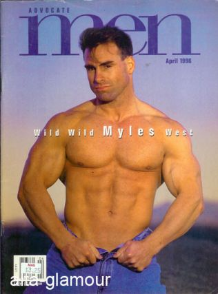 ADVOCATE MEN - April 1996