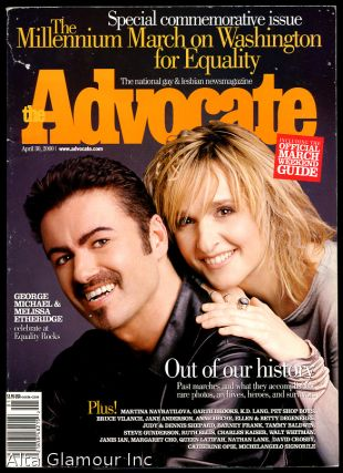 THE ADVOCATE - April 30, 2000; The National Gay and Lesbian Newsmagazine