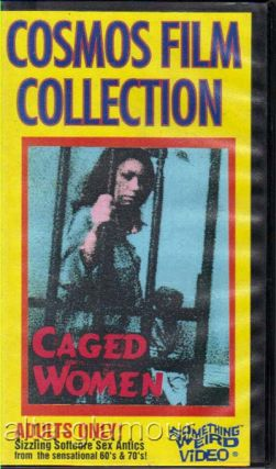 CAGED WOMEN; VHS