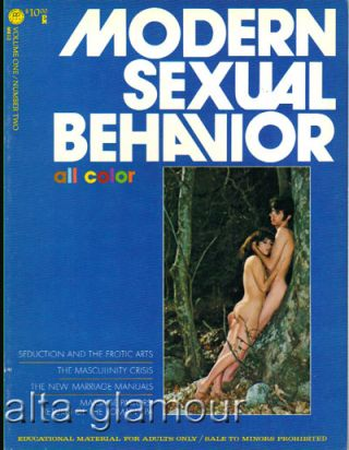 MODERN SEXUAL BEHAVIOR