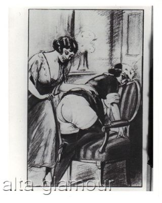 PHOTOGRAPH - [THE MAID'S PUNISHMENT]
