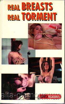 B&D PLEASURES - REAL BREASTS REAL TORMENT; VHS