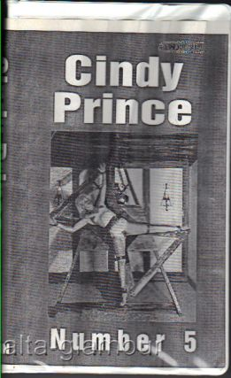 B&D PLEASURES - CINDY PRINCE; VHS