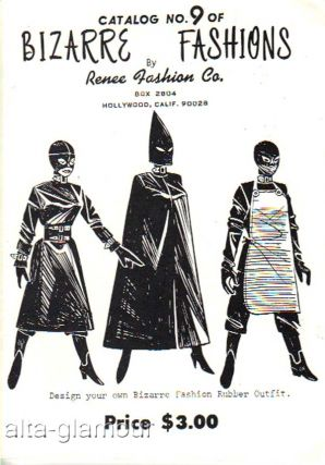 BIZARRE FASHIONS by Renee Fashion Co.; Catalog No. 9
