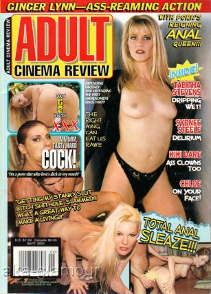 ADULT CINEMA REVIEW