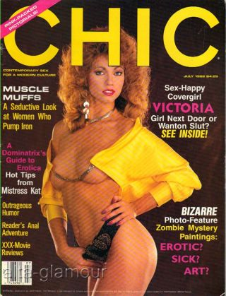 CHIC; Contemporary Sex for a Modern Culture
