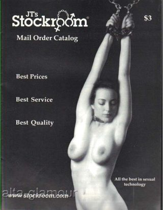 JT'S STOCKROOM MAIL ORDER CATALOG