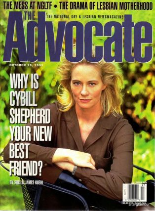 THE ADVOCATE - October 19, 1993; The National Gay & Lesbian Newsmagazine