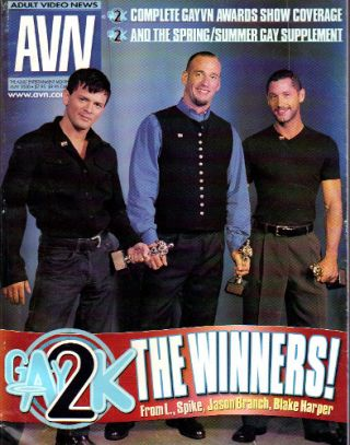 ADULT VIDEO NEWS [AVN] - May 2000; The Adult Entertainment Monthly
