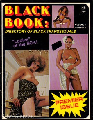 BLACK BOOK: DIRECTORY OF BLACK TRANSSEXUALS