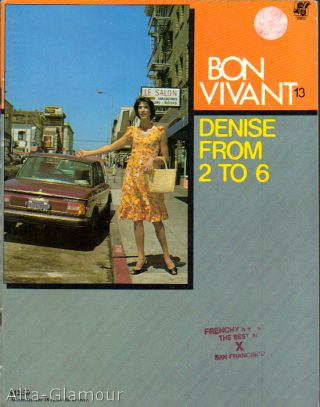 BON VIVANT 13 - DENISE FROM 2 TO 6