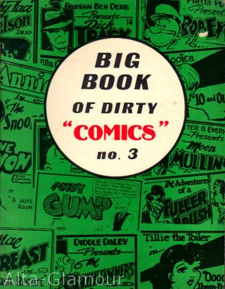 BIG BOOK OF DIRTY COMICS No. 3