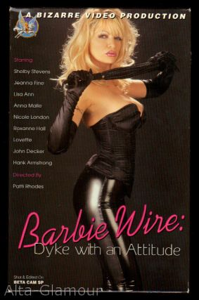 BARBIE WIRE: DYKE WITH AN ATTITUDE; VHS
