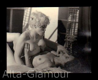 JEAN STRAKER PHOTO 1 - Two Women at Play