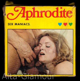 APHRODITE - SEX MANIACS; 8mm film